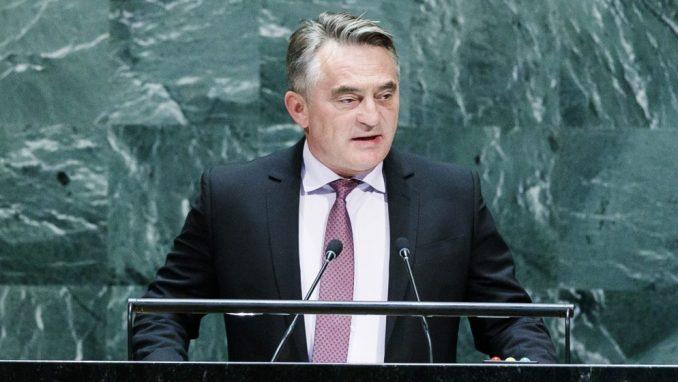 Komšić o presudi Mujanoviću: Ni trun moralne odgovornosti režima u Srbiji 2