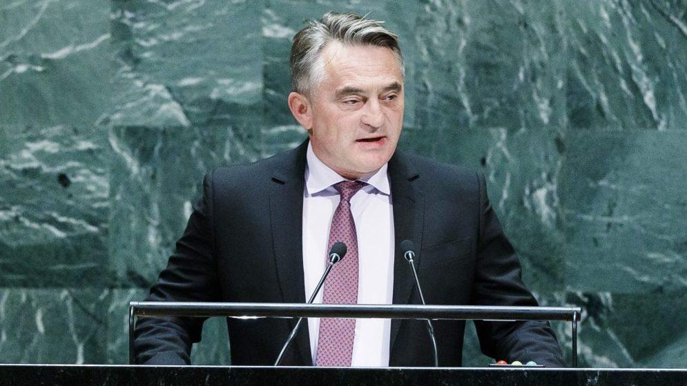 Komšić iz Njujorka: BiH će biti ili sa Dodikom ili bez njega 1
