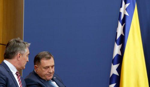 Dodik traži selidbu Ambasade BIH u Jerusalim, a Komšić da BIH prizna nezavisnost Kosova 9