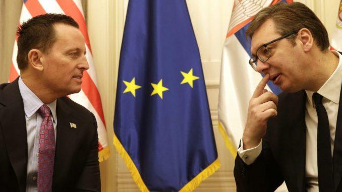 Vučić najavio susret sa Grenelom 3