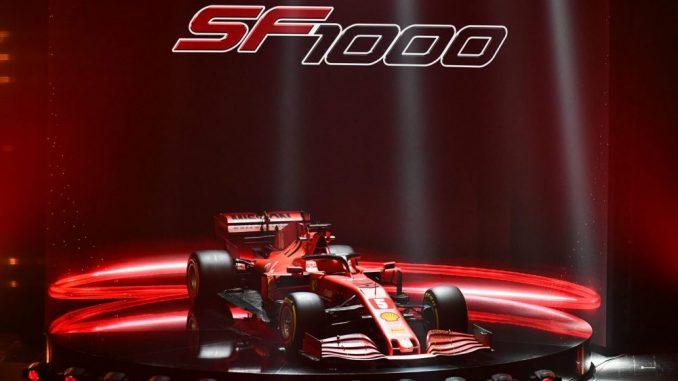 Ferari predstavio poseban bolid – SF1000 4