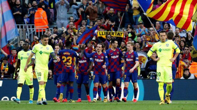 Barselona negirala ulogu u napadu svojih igrača na društvenim mrežama 4
