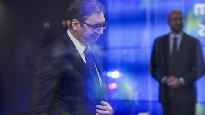 Vučić: Nismo se svađali ni prepirali, u Briselu smo da se borimo za ceo region 3