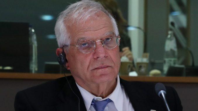 Suroi: Borelj se interesovao za korekcije granica Kosovo Srbija 2