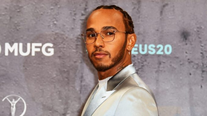 Hamilton, Mesi i Bajls dobitnici nagrada Laureus 2020 4