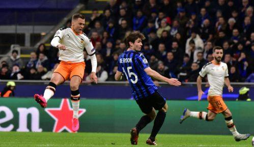 Atalanta ubedljiva protiv Valensije u osmini finala Lige šampiona 6