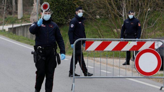 Još 345 osoba umrlo u Italiji od korona virusa, više od 31.500 zaraženih 1