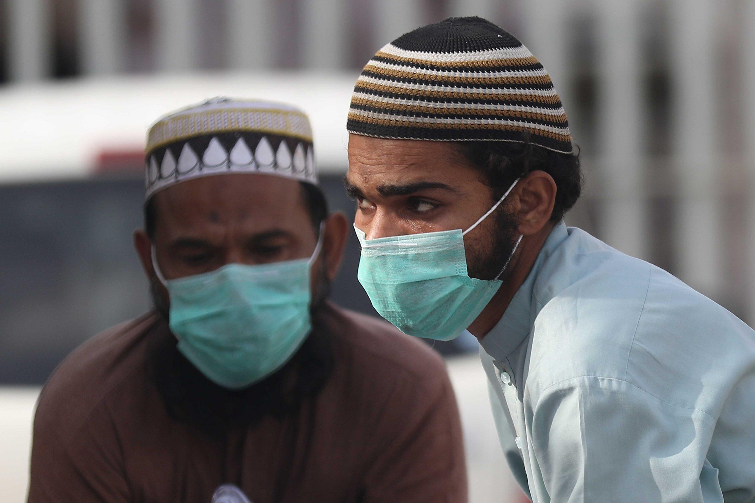 U Pakistanu više od 100.000 zaraženih, bolnice vraćaju pacijente 1
