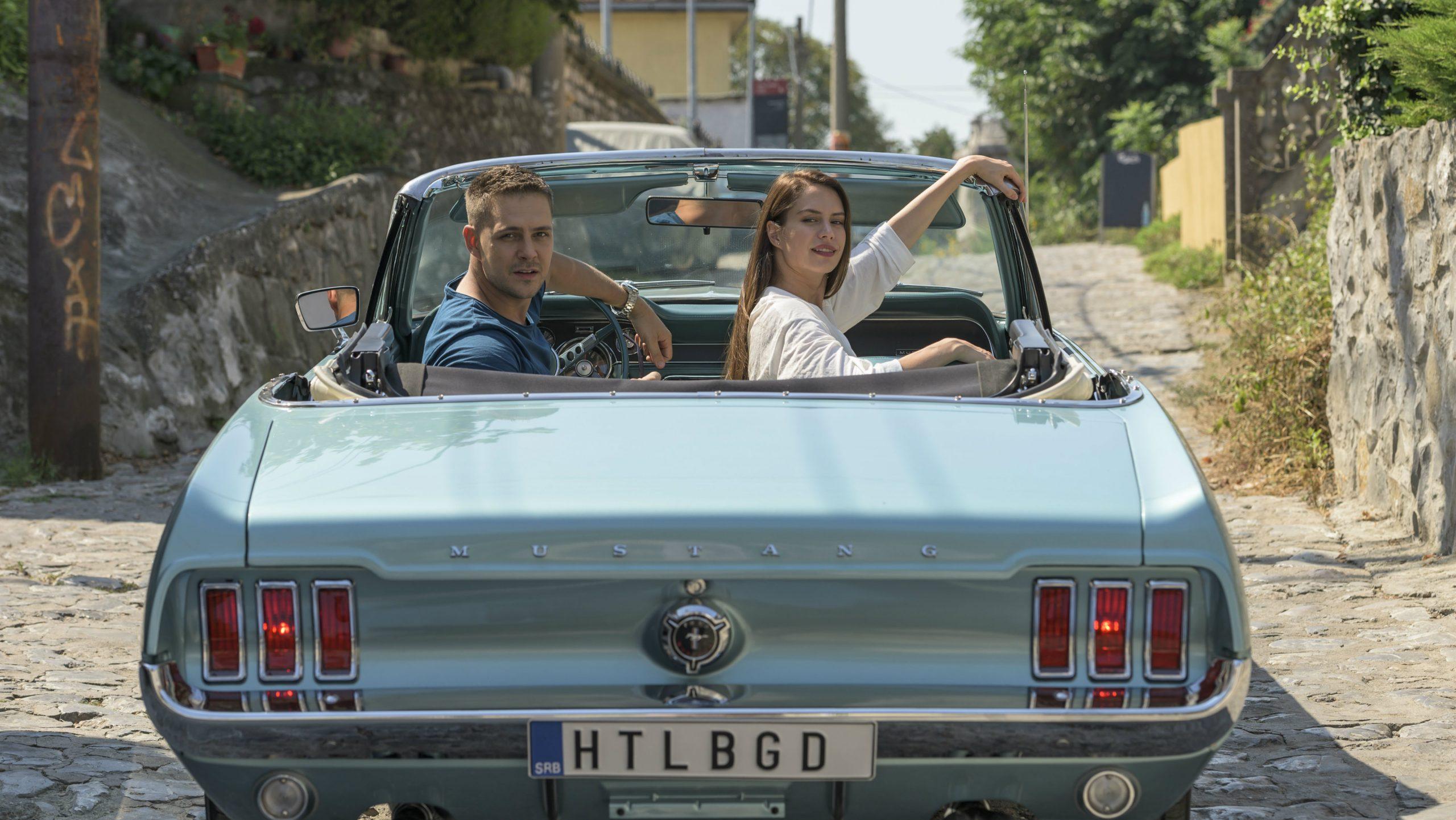 """Pesma """"Darija"""" uvertira za premijeru komedije """"Hotel Beograd"""" (VIDEO) 1"""