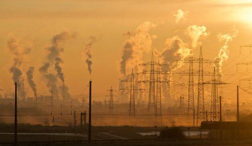 Globalna emisija ugljen-dioksida dostigla novu najvišu vrednost 12