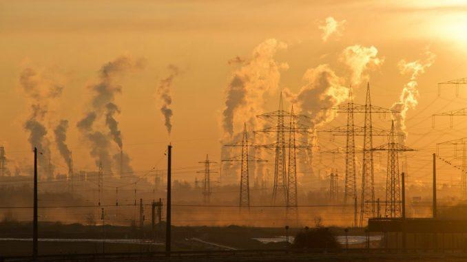 Globalna emisija ugljen-dioksida dostigla novu najvišu vrednost 1
