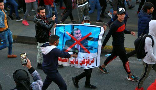 Irački demonstranti negodovali zbog nominacije Alavija za mandatara 6