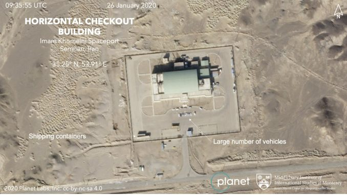 Iran će uskoro lansirati novi posmatrački satelit 4