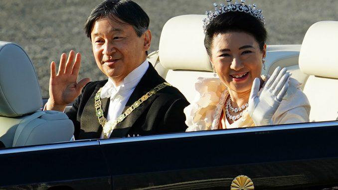 Japanski car izrazio solidarnost prema obolelima od virusa u Kini 6