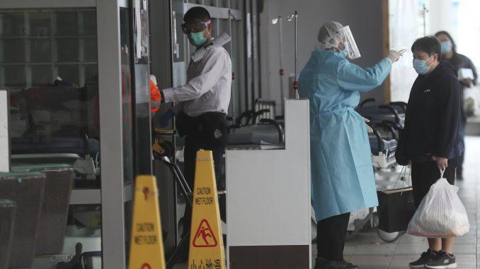 Prvi slučaj korona virusa prijavljen u Africi 1