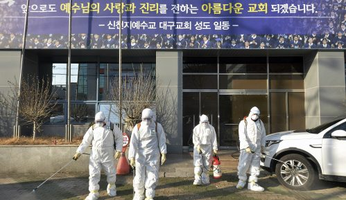 Olimpijska konferencija izmeštena iz Pekinga u Lozanu zbog epidemije 68