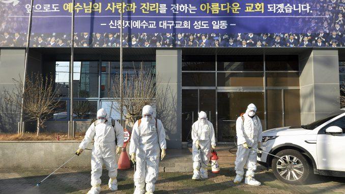 Rusija odbacila američku optužbu o dezinformacijama o virusu iz Kine 1