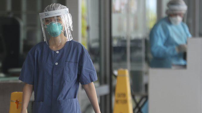 Hiljade medicinskih radnika u Hongkongu traži zatvaranje granica prema Kini 1