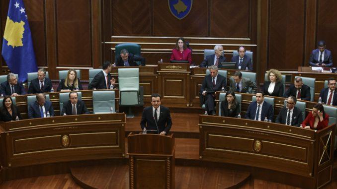 Tači i međunarodni zvaničnici čestitali izbor nove Vlade Kosova 1