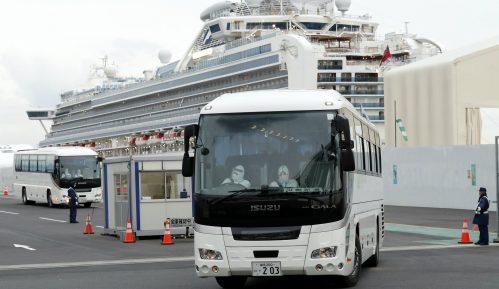 Dvoje srpskih putnika sa kruzera u Japanu iskrcano i osećaju se dobro 11