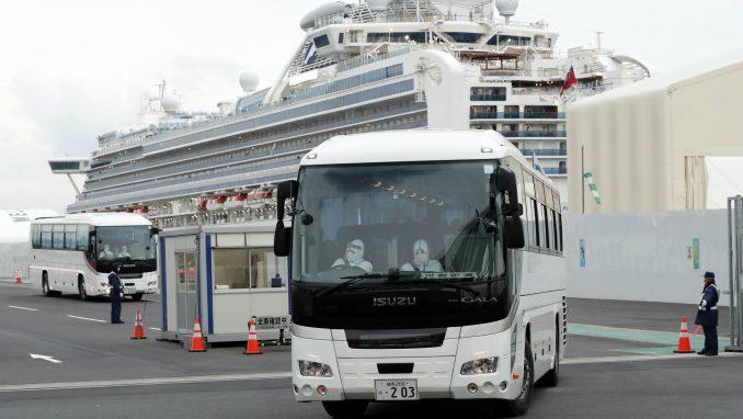 Dvoje srpskih putnika sa kruzera u Japanu iskrcano i osećaju se dobro 4