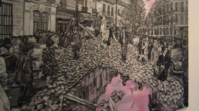 Izložba Jelene Aranđelović u Galeriji Kolarčeve zadužbine 2