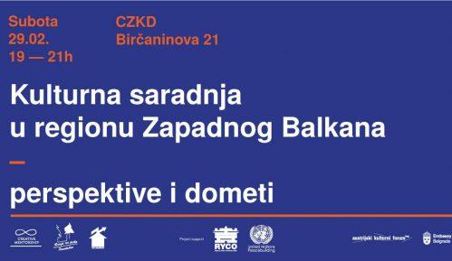"""Tribina """"Kulturna saradnja u regionu Zapadnog Balkana – perspektive i dometi"""" 7"""