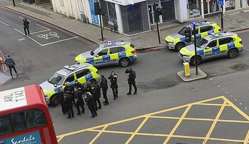 Londonska policija ubila osumnjičenog u incidentu povezanom s terorizmom 15
