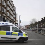 Londonska policija uhapsila desetine demonstranata protiv restriktivnih mera 11