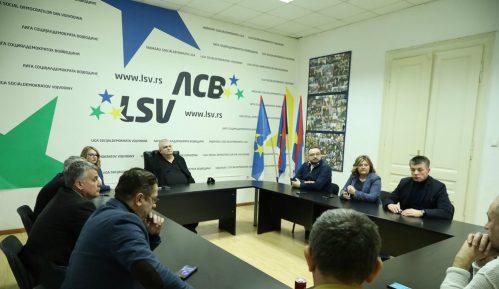 Begović: Za Vojvođanski front i LSV obrazovanje najvažnija oblast 5