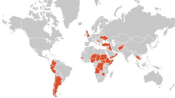 U eksplozijama mina u 2018. dve trećine stradalih bili civili (GRAFIKA) 2