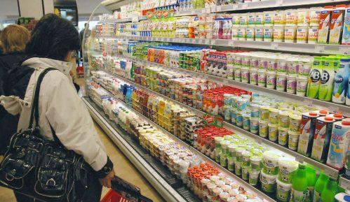 Trgovci skreću pažnju kupcima: Držite rastojanje 5