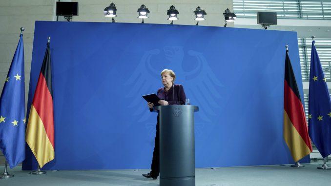 Angela Merkel u karantinu zbog kontakta sa zaraženim lekarom 2