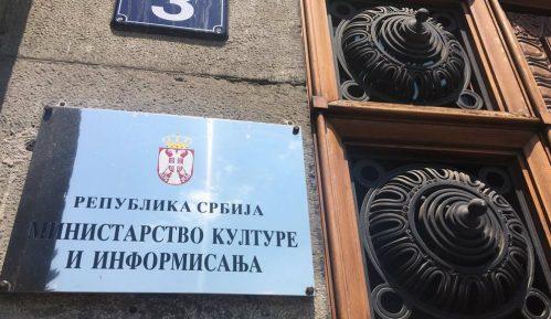 Ministarstvo kulture i informisanja: Tendeciozne i netačne tvrdnje Dejana Ristića 8