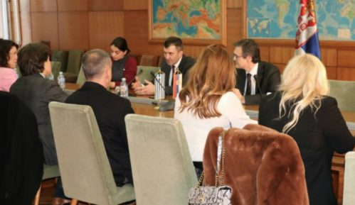 Ministar Đorđević najavio rekonstrukciju spomenika na Vidu 7