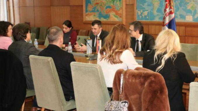 Ministar Đorđević najavio rekonstrukciju spomenika na Vidu 1