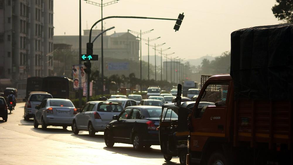 """Semafori koji """"nagrađuju"""" strpljive vozače u Indiji 2"""