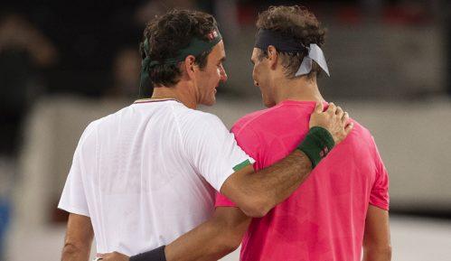 Federer i Nadal oborili rekord po broju gledalaca na teniskom meču 3