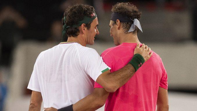 Federer i Nadal oborili rekord po broju gledalaca na teniskom meču 2