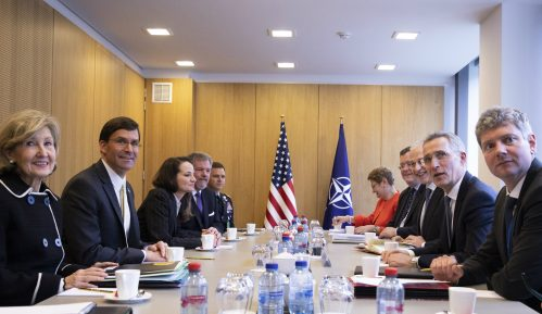 NATO širi misiju obuke u Iraku, ali još nema odobrenje Bagdada 6