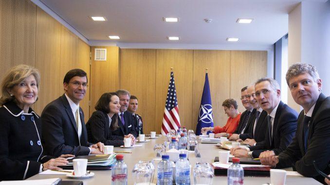 NATO širi misiju obuke u Iraku, ali još nema odobrenje Bagdada 4