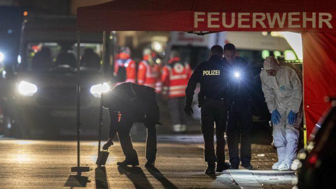 Ultradesničarski motivi za pucnjavu u Nemačkoj u kojoj je poginulo 11 ljudi 2