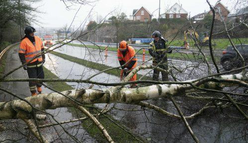 Najmanje sedam mrtvih u oluji Kjara koja je pogodila Evropu 1