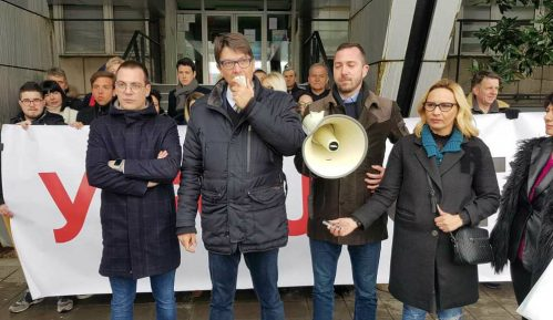 Jovanović: Upozoravam SNS da ne zloupotrebljava policiju u obračunu sa opozicijom 14