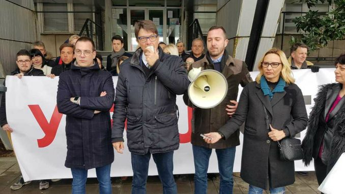 Jovanović: Upozoravam SNS da ne zloupotrebljava policiju u obračunu sa opozicijom 2
