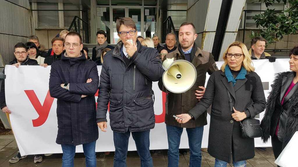 Jovanović: Upozoravam SNS da ne zloupotrebljava policiju u obračunu sa opozicijom 1