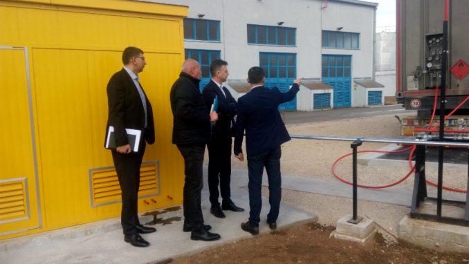Gradska Toplana u Pirotu prešla na gas za daljinski sistem grejanja 2