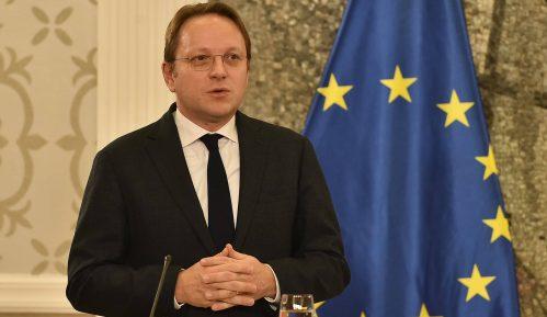 Brnabić i Varheji: Članstvo u EU znači dugoročni mir i prosperitet 12