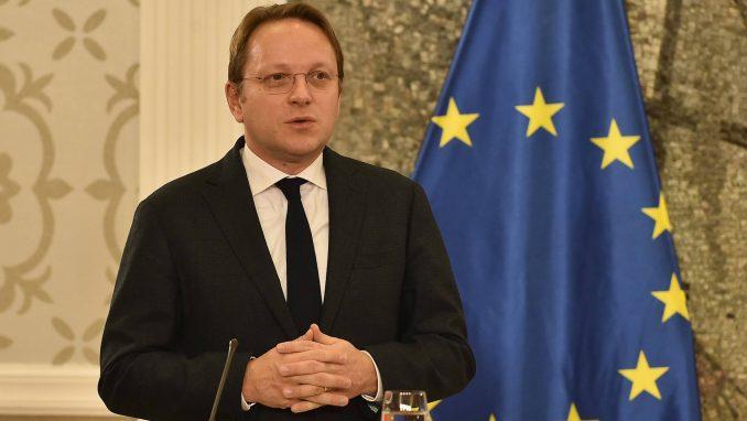 Brnabić i Varheji: Članstvo u EU znači dugoročni mir i prosperitet 1
