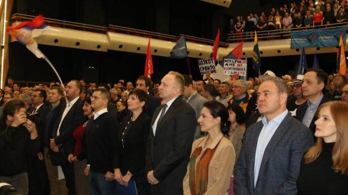 Srpska opozicija ponovo na prekretnici 3